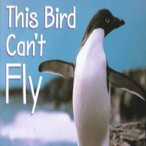 Penguins Cant Fly 9780590769686