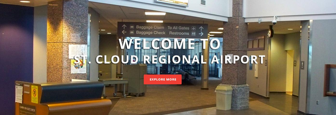St Cloud Regional Airport Mn Official Website Official Website